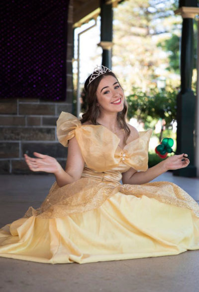 Fairy Bay Characters - Belle