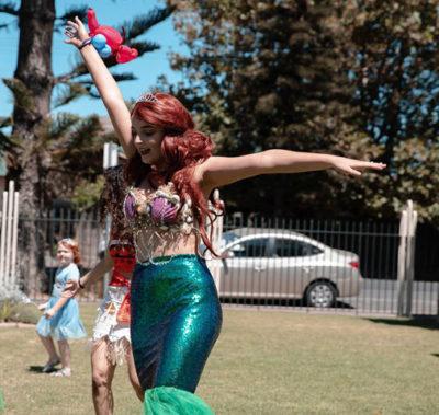 Fairy Bay Characters - Mermaid